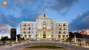 Hotel Maryam Kish, Iran