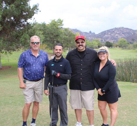 Justin Hodson and Hodson P.I. golf