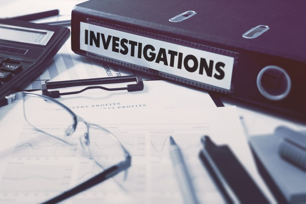 Hodson P.I., LLC conducts business investigations