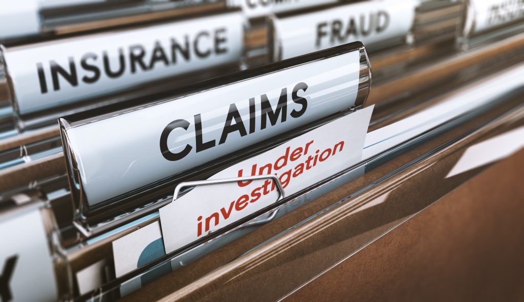 Insurance defese investigation
